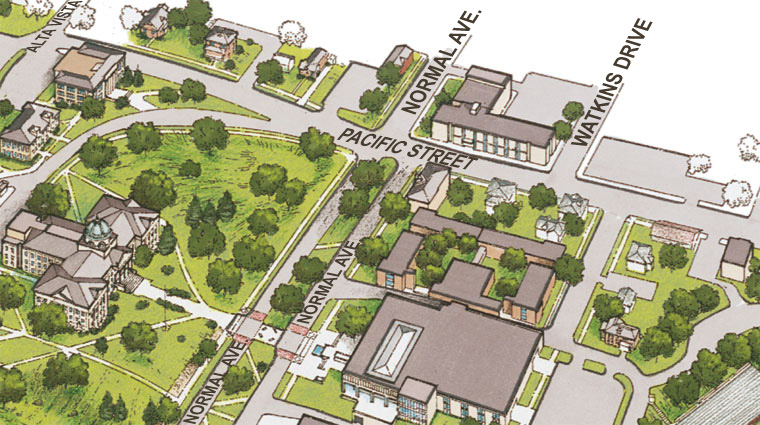 southeast missouri state university campus map Campus Map Southeast Missouri State University southeast missouri state university campus map
