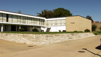 Parker Hall